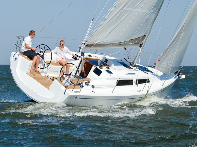 Yacht charter Hanse 315 - Sweden, Stockholm, Morningside