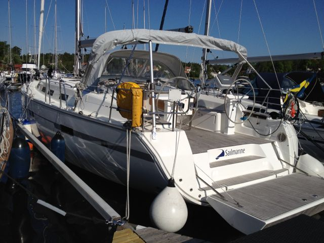 Yacht charter Bavaria Cruiser 45 - Sweden, Stockholm, Morningside