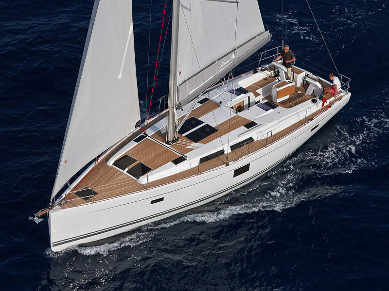 Yacht charter Hanse 455 - Sweden, Stockholm, Morningside