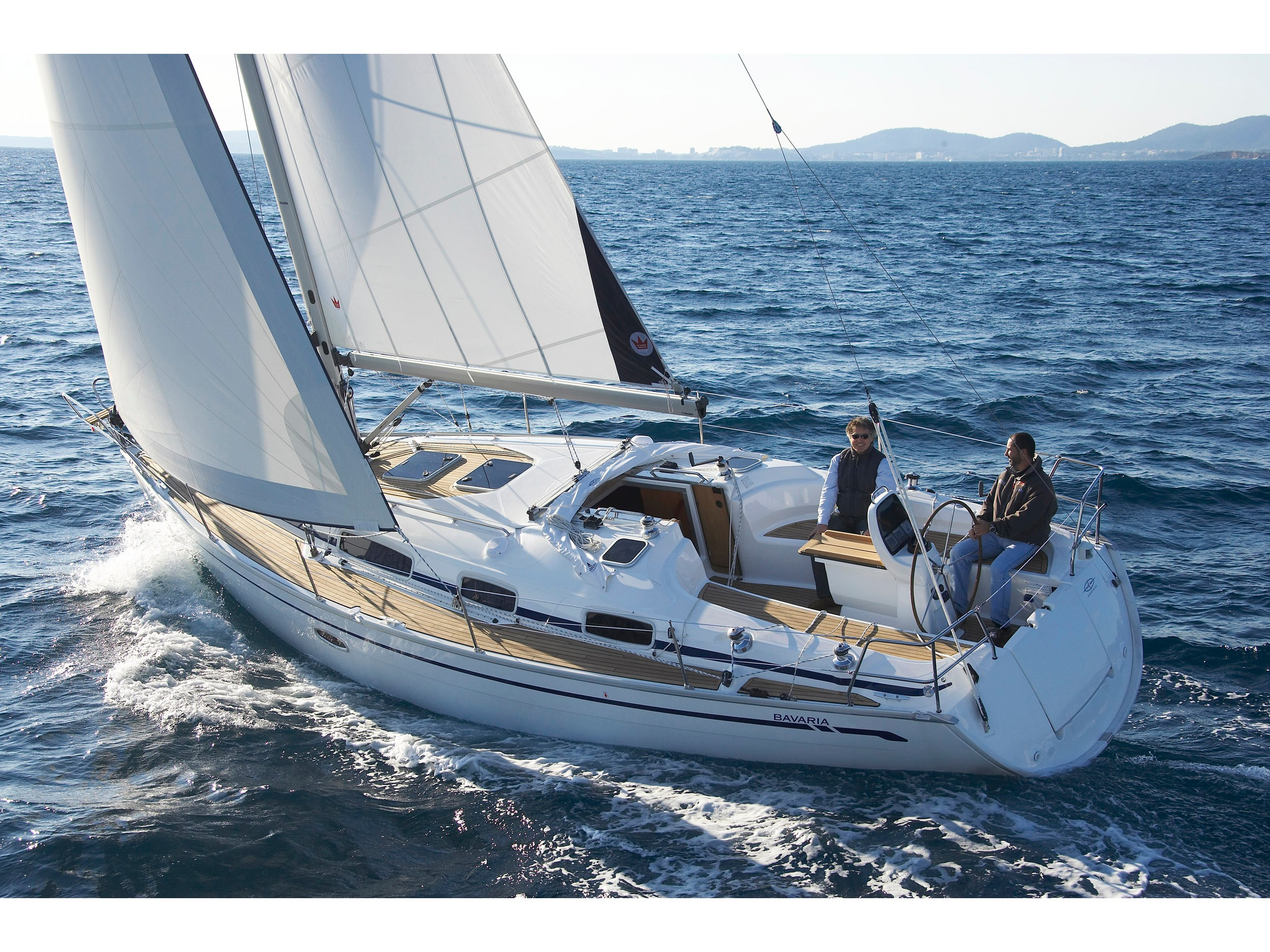 Yachtcharter Bavaria 35 Cruiser - Schweden, Stockholm, Morningside