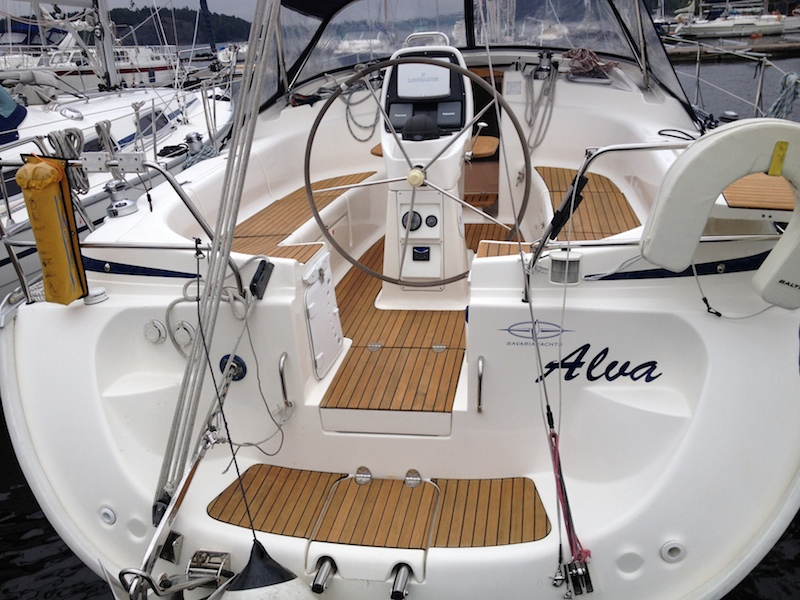 Yacht charter Bavaria 39 Cruiser - Sweden, Stockholm, Morningside