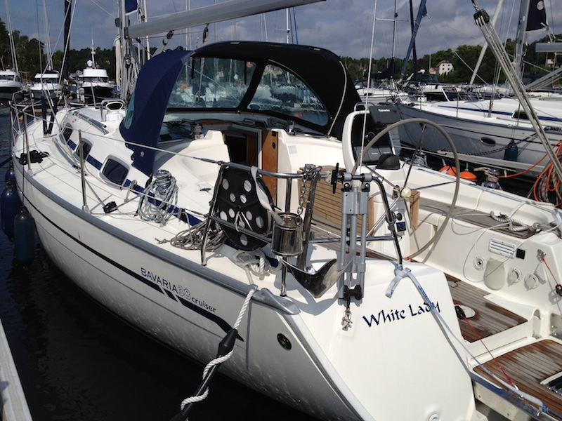 Yachtcharter Bavaria 38 Cruiser - Schweden, Stockholm, Morningside