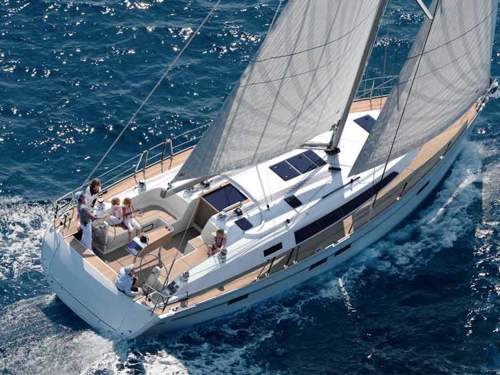 Yacht charter Bavaria Cruiser 46 - Sweden, Stockholm, Morningside