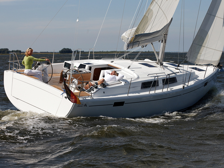 Yacht charter Hanse 385 - Sweden, Stockholm, Morningside