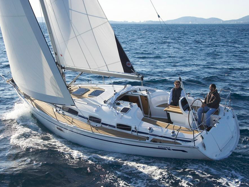 Yacht charter Bavaria 38(2cbs) - Greece, Sporad Islands, Skiathos