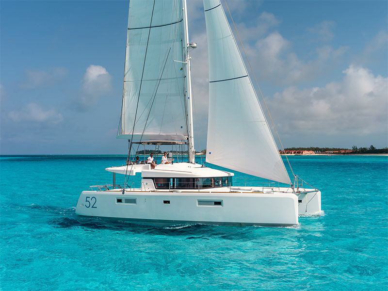 Yacht charter Lagoon 52 - France, French Riviera, Bormes-les-Mimosas