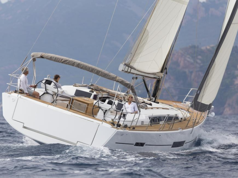Yacht charter Dufour 520 Grand Large - Malta, Birgu, Grand Haurbour
