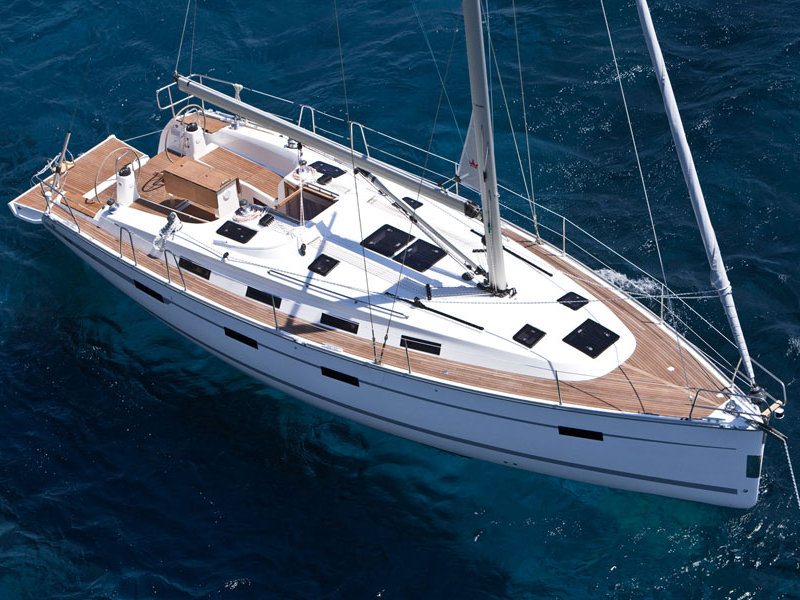 Yacht charter Bavaria 40 Cruiser - Greece, Ionian Islands, Lefkada