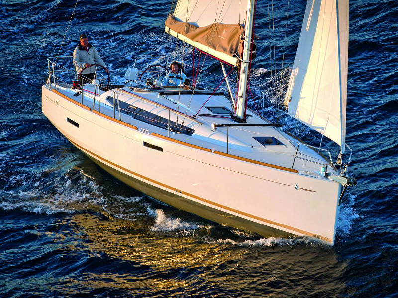 Yacht charter Jeanneau Sun Odyssey 389 - Canada, Vancouver, Nanaimo