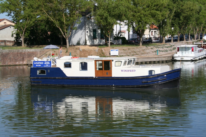 Yacht charter EuroClassic 139GC - France, Languedoc-Roussillon, Castelnaudary