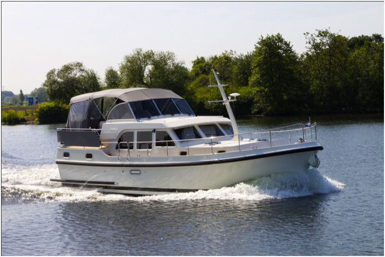 Yacht charter Linssen GS 29.9 AC - Germany, Mecklenburg, Buchholz