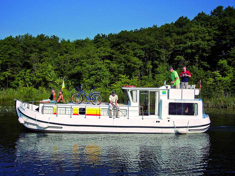 Yacht charter Pénichette 1106 NL - Netherlands, South Holland, Loosdrecht
