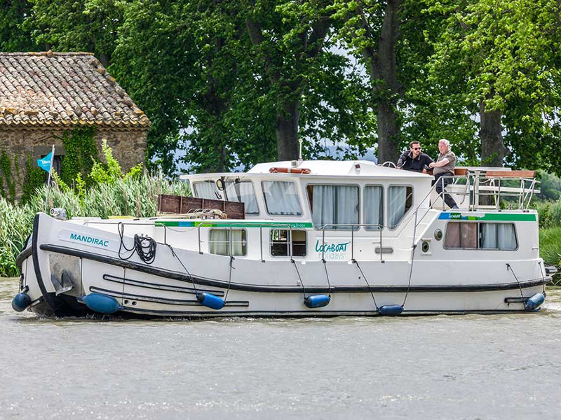 Yacht charter Pénichette 1165 NL - Netherlands, South Holland, Loosdrecht