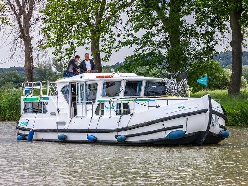 Yacht charter Pénichette 1180 NL - Netherlands, South Holland, Loosdrecht