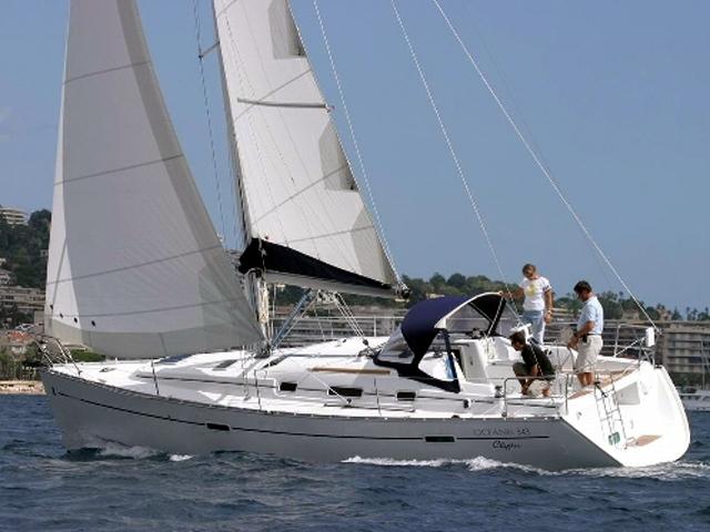 Yacht charter Oceanis 343 - Greece, Attica, Athens