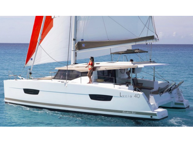 Yacht charter Lucia 40 - Spain, Balearic Islands, Ibiza
