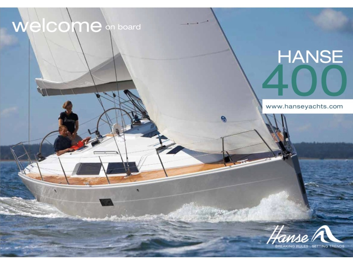 Yacht charter Hanse 400 - Spain, Balearic Islands, Ibiza