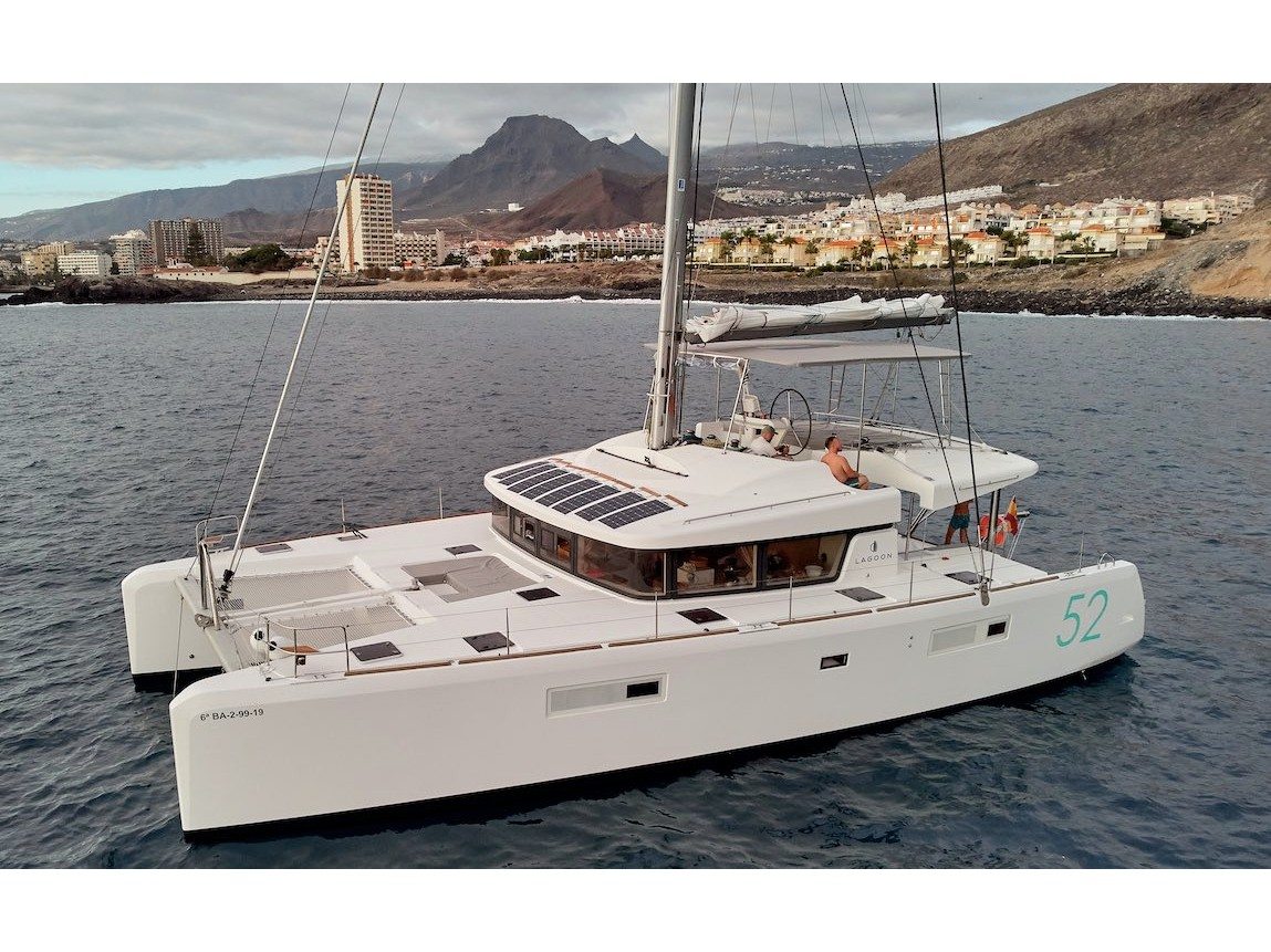 Yacht charter Lagoon 52F - Spain, Balearic Islands, Ibiza