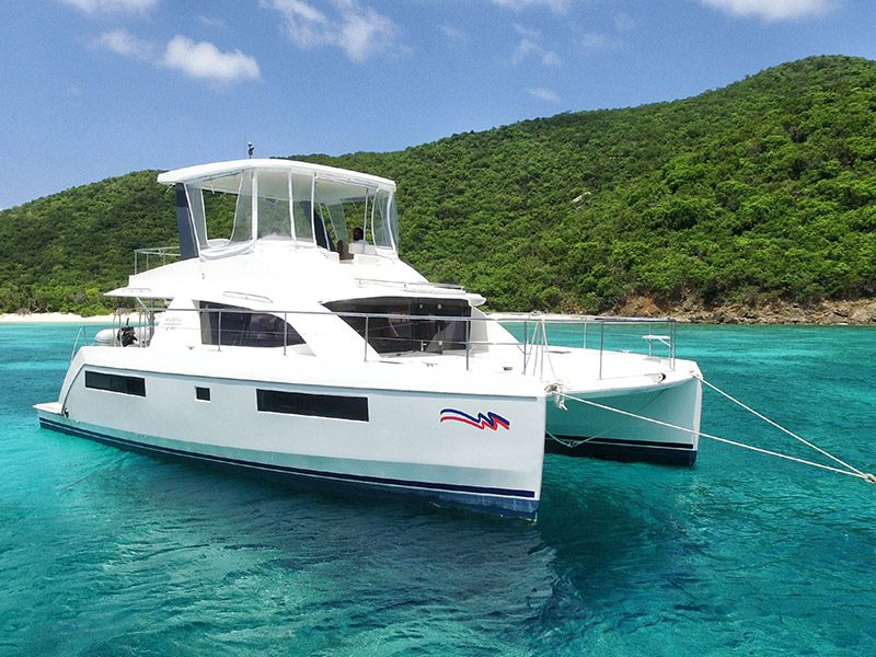 Yachtcharter Moorings 433 PC - Bahamas, Abacos, Marsh Harbour