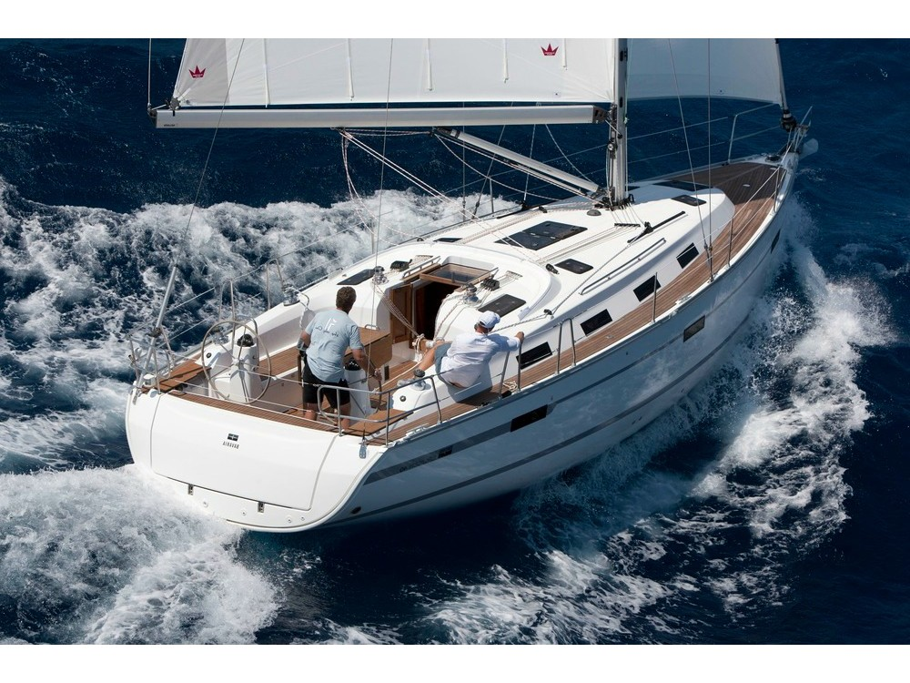 Yacht charter Bavaria Cruiser 40 - Sweden, Stockholm, Morningside