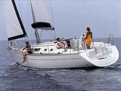 Yacht charter Sun Odyssey 379 - Spain, Canary Islands, Radazul, Tenerife