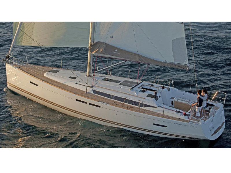 Yacht charter Sun Odyssey 439 - Spain, Canary Islands, Radazul, Tenerife