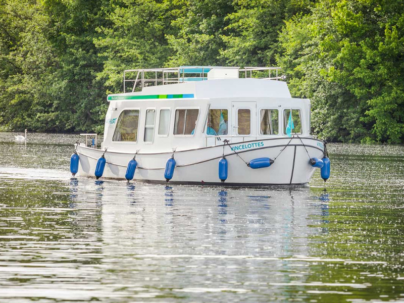 Yacht charter Pénichette 950E NL - Netherlands, South Holland, Loosdrecht