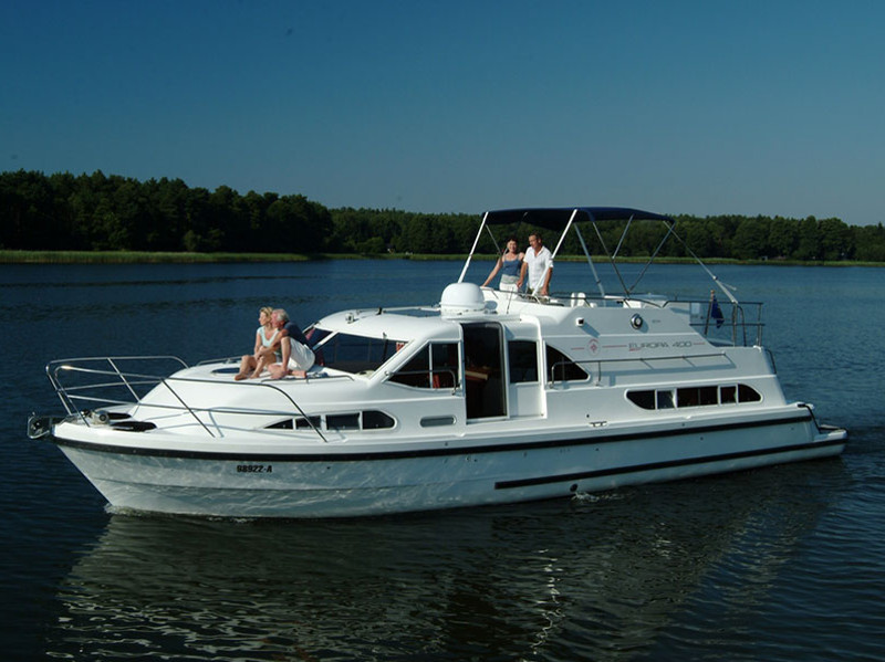 Yacht charter Europa 400 GR - Netherlands, South Holland, Alphen