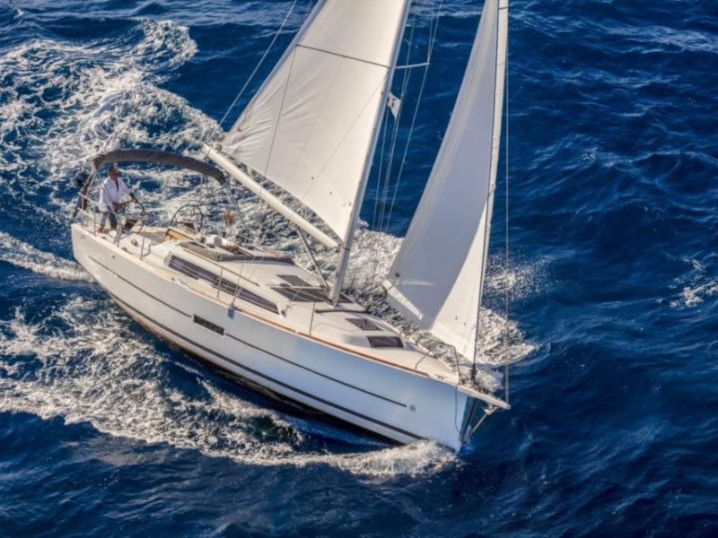 Yacht charter Dufour 360 Grand Large - Italy, Sardinia, Portisco